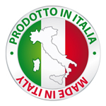100% prodotto italiano